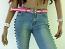 Pink Belt with White Stripe & 3 Star Buckle.