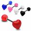 Tongue UV Heart