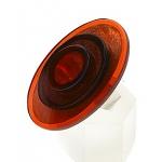 Lollypop Orange Resin Ring