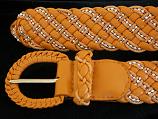 Weaved Belt style