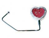 Handbag Hook - Heart