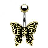 Bronze Skull Butterfly