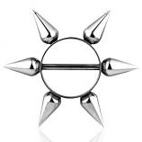 Spike Nipple Shield